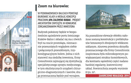 Publikacja Architektura Murator