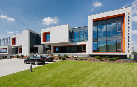 Office building Design in Balice