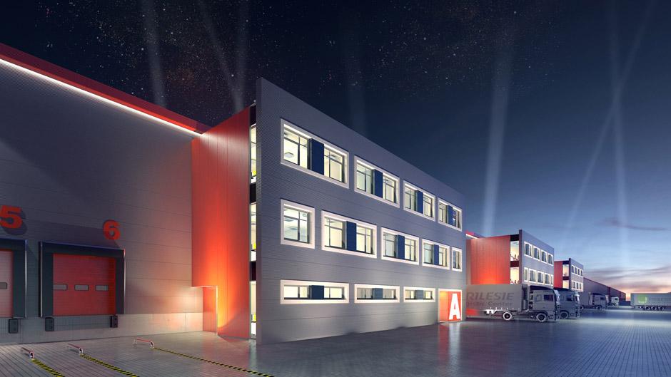 Projekt Centrum Logistyczne Białoruś