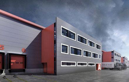 Logistics Center Design