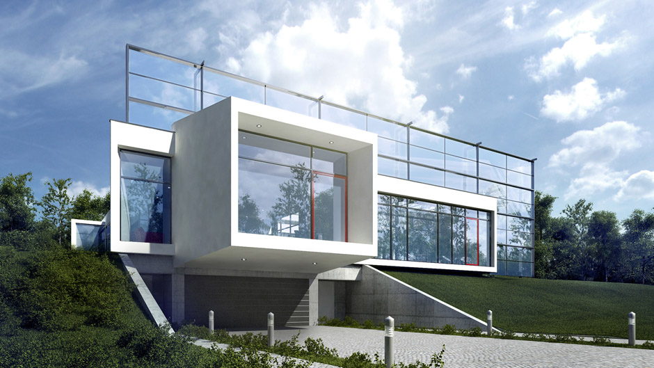 Projekt Nowoczesnego Domu w Krakowie Architekt