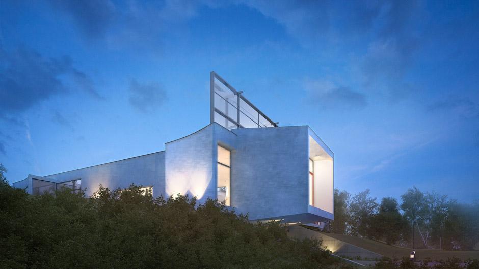 Projekt Rezydencji Architekt