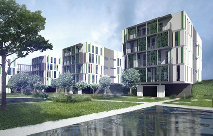 Osiedle Mieszkaniowe Projekt