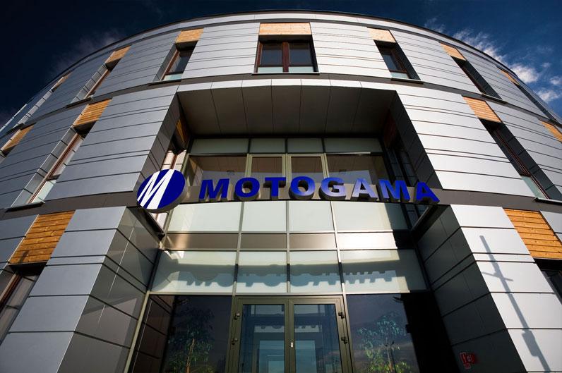 Projekt Budynku Biurowego Motogama