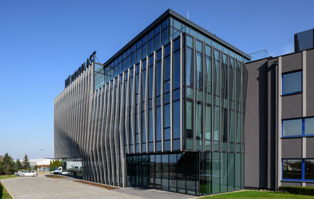 Office building Design in Poland