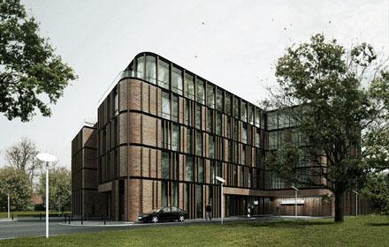 Budynek Biurowy Herbewo