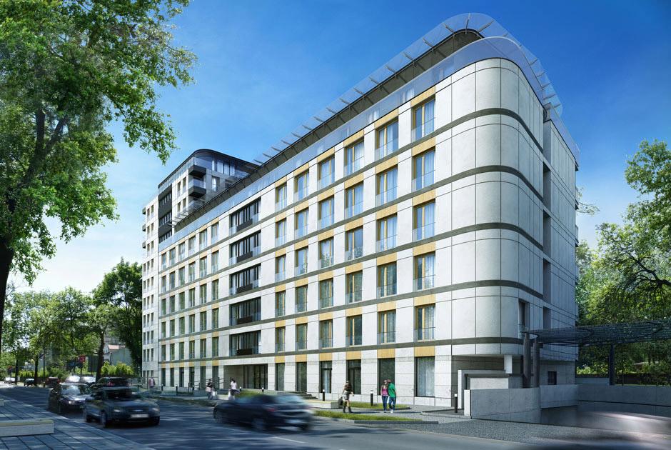 Tętnowski Development - Apartamentowiec Wrocławska 80