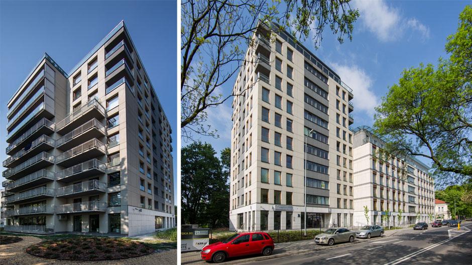 Budynek Wielorodzinny Wrocławska 80